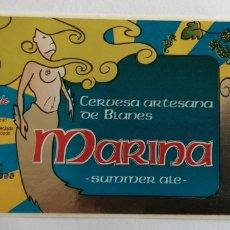 Coleccionismo de cervezas: ETIQUETA CERVEZA. Lote 205860597