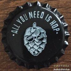 Coleccionismo de cervezas: TAPÓN CORONA ARTESANA. Lote 206491626