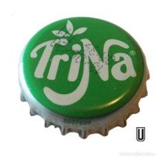 Colecionismo de cervejas: TAPÓN CORONA ESPAÑA (ES)--CHAPA OTROS TRINA-8007609. Lote 206506153