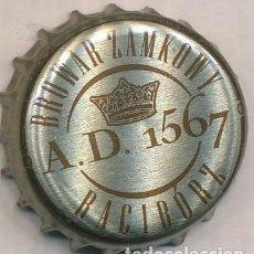 Coleccionismo de cervezas: ESTADOS UNIDOS - UNITED STATES - CHAPAS CROWNCAPS BOTTLE CAPS KRONKORKEN CAPSULES TAPPI. Lote 206894357