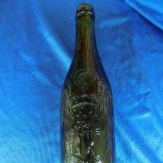 Coleccionismo de cervezas: BOTELLA CERVEZA AGUILA 1 TERCIO. Lote 207287187