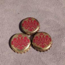Colecionismo de cervejas: CHAPA CORONA CERVEZA ÁGUILA. Lote 208316531