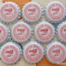 Colecionismo de cervejas: CROWN CAPS BOTTLE UNUSED.. Lote 210328678