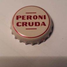 Coleccionismo de cervezas: TAPÓN CORONA CERVEZA PERONI CRUDA ITALIA. Lote 210354748