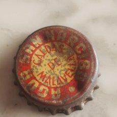 Coleccionismo de cervezas: CHAPA CORONA TAPON AGUA SAN NARCISO CALDAS DE MALAVELLA. Lote 213622426