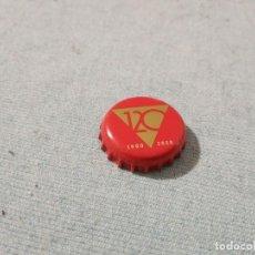 Coleccionismo de cervezas: CHAPA CERVEZA AMBAR 120 ANIVERSARIO (U). Lote 214301168