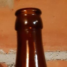 Coleccionismo de cervezas: BOTELLA CERVEZA VACÍA Y SIN CHAPA RUPPANER HEFE WEIZEN. Lote 215681615