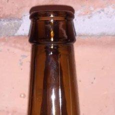 Coleccionismo de cervezas: BOTELLA CERVEZA VACÍA Y SIN CHAPA SCHUTZENBERGER BIERE SUR LIE. Lote 216902833