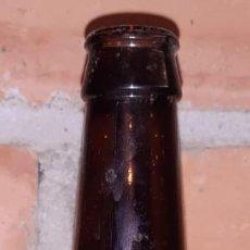 Coleccionismo de cervezas: BOTELLA DE CERVEZA VACÍA Y SIN CHAPA FORT BARCELONA PALE ALE BOTELLA 33CL. Lote 217232355