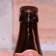 Coleccionismo de cervezas: BOTELLA CERVEZA VACIA Y SIN CHAPA DE LA MARCA RUPPANER HECKER DUNKEL. Lote 217425005