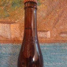 Coleccionismo de cervezas: BOTELLA CERVEZA ALHAMBRA BARRICA DE RON GRANADINO. SIN USAR. Lote 217833856