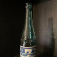 Coleccionismo de cervezas: BOTELLA DE CERVEZA LA ZARAGOZANA ( AMBAR ) (M2). Lote 217849627
