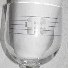 Coleccionismo de cervezas: COPA DE LA CERVEZA MAHOU NEGRA. Lote 218529820