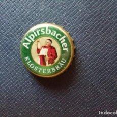 Collezionismo di birre: CHAPA TAPÓN CORONA DE LA CERVEZA ALEMANA ALPIRSBACHER KLOSTERBRÄU. VER DESCRIPCIÓN.. Lote 230066335