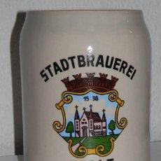 Coleccionismo de cervezas: JARRA DE LA CERVEZA SPALT. Lote 218734186