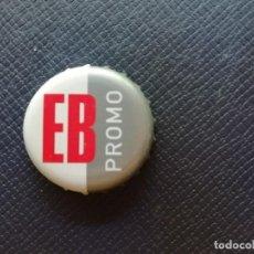 Coleccionismo de cervezas: CHAPA TAPÓN CORONA DE LA CERVEZA POLACA EB PROMO (ELBREWERY). VER DESCRIPCIÓN.. Lote 257432570