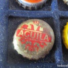 Coleccionismo de cervezas: CHAPA AGUILA. Lote 221555721