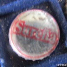 Coleccionismo de cervezas: CHAPA SUREÑA. Lote 221555877