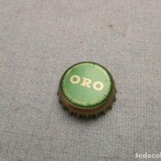 Colecionismo de cervejas: CHAPA CERVEZA ORO (U). Lote 221617855