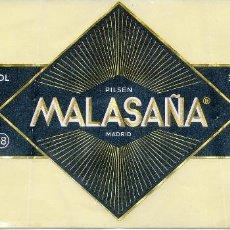 Coleccionismo de cervezas: ESPAÑA - SPAIN - ETIQUETA - LABEL. Lote 221972085