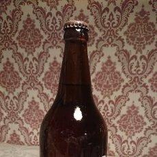 Coleccionismo de cervezas: ANTIGUA BOTELLA CERBEZA XIBECA MARCA DAMM SIN ESTRENAR DE CRISTAL DE LOS AÑOS 70. Lote 222289988