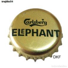 Collezionismo di birre: TAPÓN CORONA DINAMARCA (DK)--CHAPA CERVEZA CARLSBERG BRYGGERI A-S. Lote 223559768