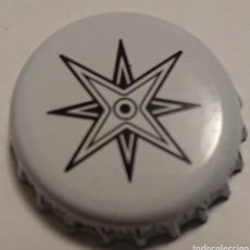 Coleccionismo de cervezas: TAPÓN CORONA CHAPA CERVEZA NÓMADA. Lote 223608893