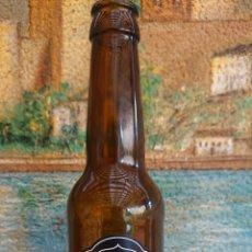 Coleccionismo de cervezas: BOTELLA CERVEZA ARTESANAL AL ANDALUS CERVEZA NEGRA. Lote 224305140
