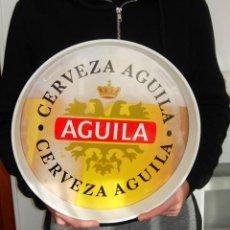 Coleccionismo de cervezas: ANTIGUA BANDEJA CERVEZA ÁGUILA. ESPAÑA. Lote 224662328