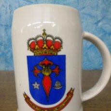 Coleccionismo de cervezas: JARRA DE CERVEZA CON UNA ALTURA DE 12 CM. Lote 224945786
