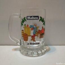 Coleccionismo de cervezas: COLECCIÓN JARRA MAHOU - LA CERVECERÍA -. Lote 226047536