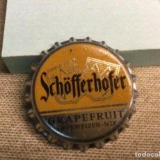 Collectionnisme de bières: CHAPA CERCEVEZA - ( SIN PONER ) - SCHOFFERHOFER- REF 224. Lote 226926465