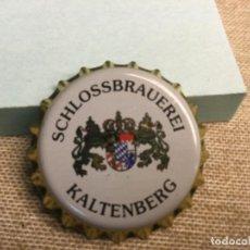 Collectionnisme de bières: CHAPA CERCEVEZA - ( SIN PONER ) - SCHLOSSBRAUEREI KALTENBERG- REF 221. Lote 226926670