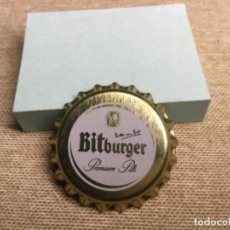 Collectionnisme de bières: CHAPA CERCEVEZA - ( SIN PONER NUNCA EN BOTELLA ) VER FOTOS REF 198. Lote 226931725