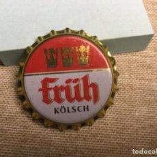 Collectionnisme de bières: CHAPA CERVEZA - SIN PONER EN BOTELLA - VER FOTOS. REF 184. Lote 226932145
