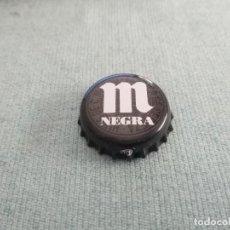 Coleccionismo de cervezas: CHAPA CERVEZA MAHOU NEGRA 2 (TCI). Lote 226978845