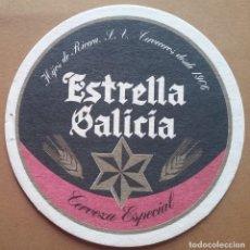 Coleccionismo de cervezas: POSAVASOS CERVEZA ESTRELLA GALICIA ESPECIAL. Lote 226988250