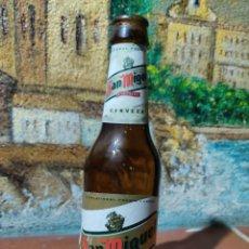 Coleccionismo de cervezas: BOTELLA CERVEZA SAN MIGUEL ESPECIAL. ETIQUETA 2006. Lote 227618435