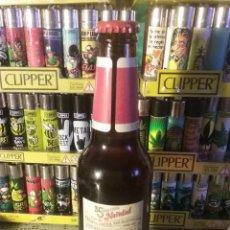 Coleccionismo de cervezas: BOTELLÍN DE CRUZCAMPO. LLENO, SIN ABRIR.. Lote 228387120