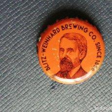 Collezionismo di birre: CHAPA USA, TAPÓN CORONA DE LA CERVEZA BLITZ-WEINHARD BREWING CO. VER DESCRIPCIÓN.. Lote 220392902