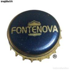 Collezionismo di birre: TAPÓN CORONA ESPAÑA (ES) --CHAPA AGUA FONTENOVA. Lote 229732140