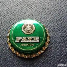 Collectionnisme de bières: CHAPA TAPÓN CORONA NUEVO DE LA CERVEZA DE DINAMARCA FAXE PREMIUM. VER DESCRIPCIÓN.. Lote 231664770