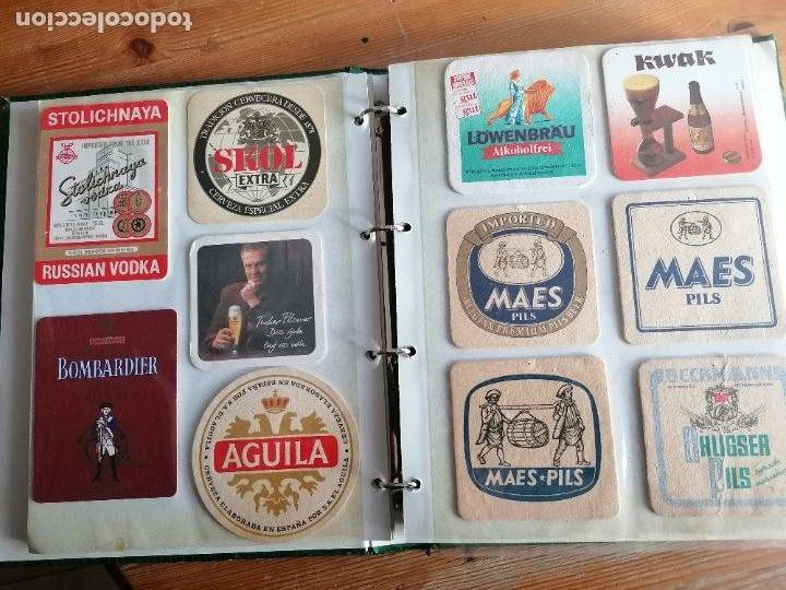 Coleccionismo de cervezas: COLECCION POSAVASOS CERVEZA Y OTROS. DOS ÁLBUMES. VER FOTOS Y DETALLES - Foto 3 - 232677996