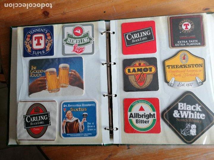 Coleccionismo de cervezas: COLECCION POSAVASOS CERVEZA Y OTROS. DOS ÁLBUMES. VER FOTOS Y DETALLES - Foto 5 - 232677996