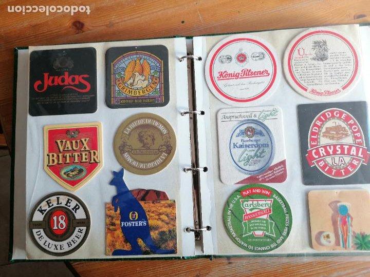 Coleccionismo de cervezas: COLECCION POSAVASOS CERVEZA Y OTROS. DOS ÁLBUMES. VER FOTOS Y DETALLES - Foto 6 - 232677996