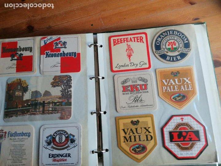 Coleccionismo de cervezas: COLECCION POSAVASOS CERVEZA Y OTROS. DOS ÁLBUMES. VER FOTOS Y DETALLES - Foto 7 - 232677996