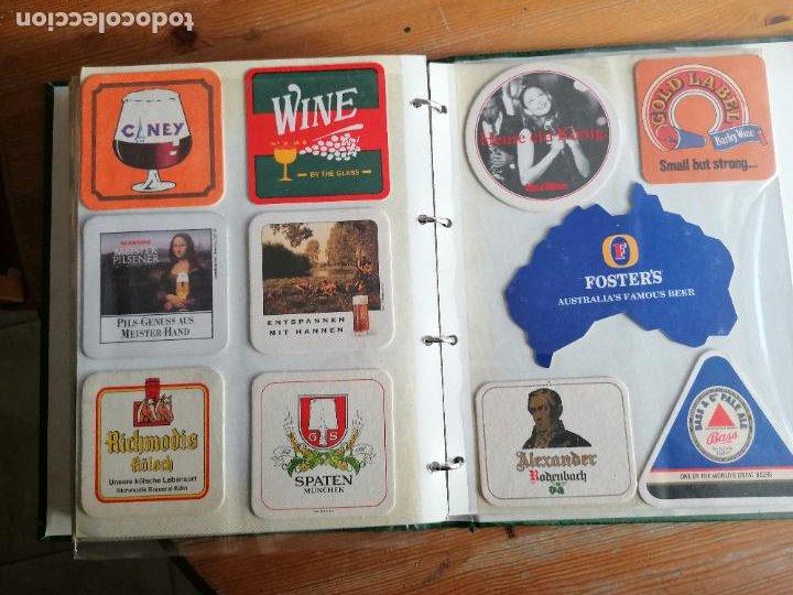 Coleccionismo de cervezas: COLECCION POSAVASOS CERVEZA Y OTROS. DOS ÁLBUMES. VER FOTOS Y DETALLES - Foto 9 - 232677996