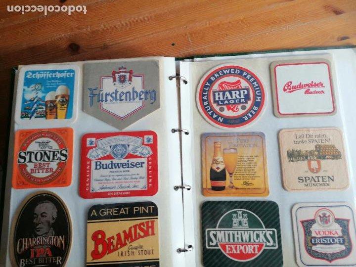 Coleccionismo de cervezas: COLECCION POSAVASOS CERVEZA Y OTROS. DOS ÁLBUMES. VER FOTOS Y DETALLES - Foto 10 - 232677996