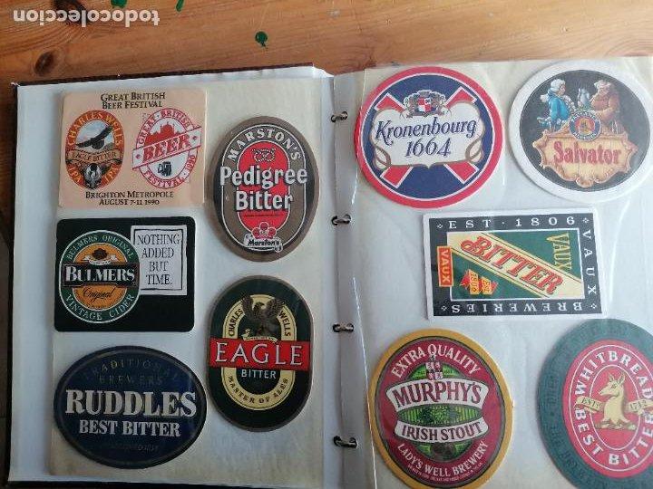 Coleccionismo de cervezas: COLECCION POSAVASOS CERVEZA Y OTROS. DOS ÁLBUMES. VER FOTOS Y DETALLES - Foto 11 - 232677996