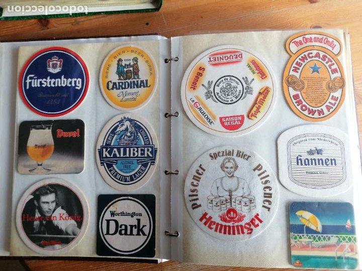 Coleccionismo de cervezas: COLECCION POSAVASOS CERVEZA Y OTROS. DOS ÁLBUMES. VER FOTOS Y DETALLES - Foto 12 - 232677996